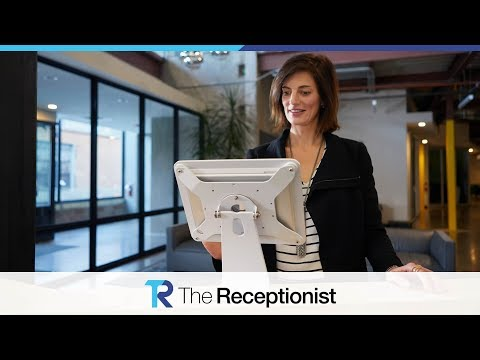 The Receptionist for iPad