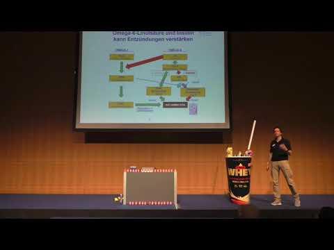 Anti-entzündliche Ernährung für Sportler (FIBO Vortrag 2017)