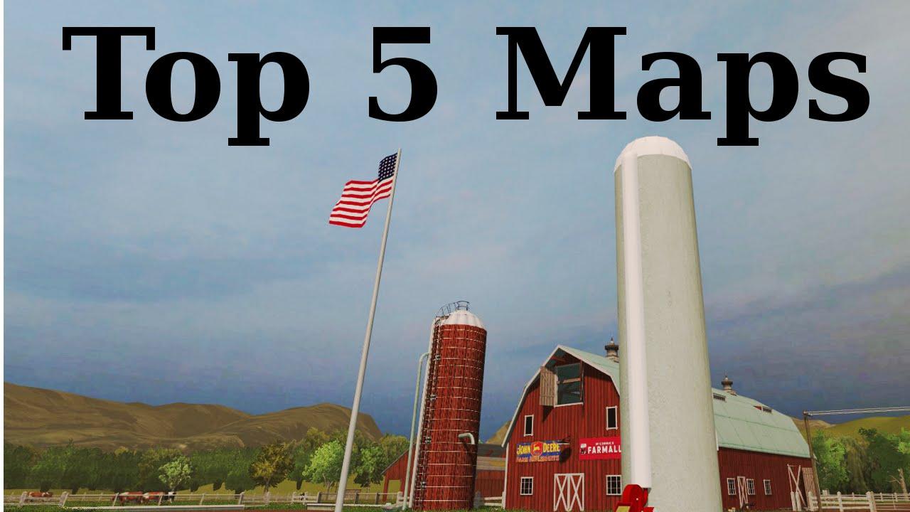 Canadian Map Farming Simulator 2015%0A Farming Simulator      Top   Maps