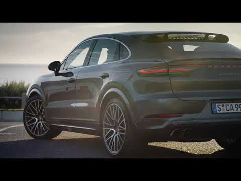 Porsche Cayenne Turbo Coupé Design Preview