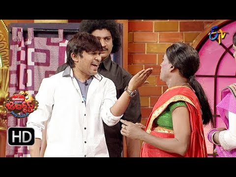Raising Raju Performance | Jabardasth | 13th December 2018 | ETV  Telugu