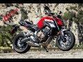 2018 Honda CB650F - Commuting with Kelly Callan   Ultimate Motorcycling