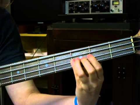 Clase de bajo: La escala de Blues y  La pentatónica Menor