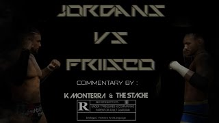 """WWE 2K16: Jordans vs Frisco """"The Fight For Bragging Rights Special"""""""