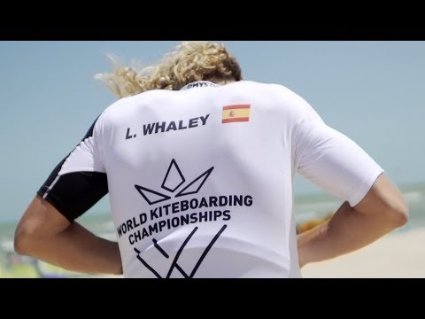 WORLD KITEBOARDING CHAMPIONSHIPS Liam Whaley round 2 and 1/4 final