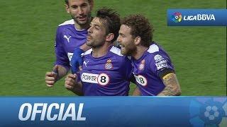 Golazo de Víctor Sánchez (2-2) Sevilla FC - RCD Espanyol
