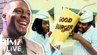 'Keenan and Kel' Down For 'Good Burger' Sequel! | TMZ Live