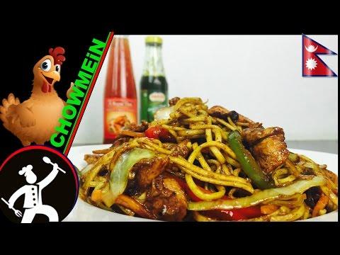 Chicken Chowmein | How To Make Chowmein/Chicken Chowmin | Easy Recipe 🍴41
