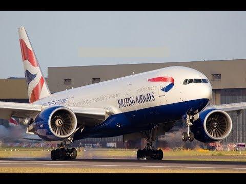 British Airways Club World - London Heathrow to Tokyo Narita (BA 5) – Boeing 777-200ER