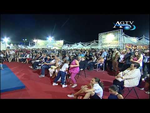 Mediterranea Expo, cabaret con Massimo Spata News AgrigentoTV