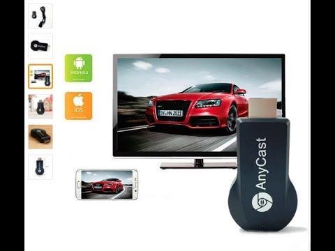 hdmi wifi адаптер для телевизора AnyCast с AliExpress
