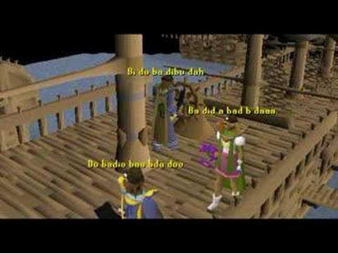 Heyo Captain Jack - Runescape music video