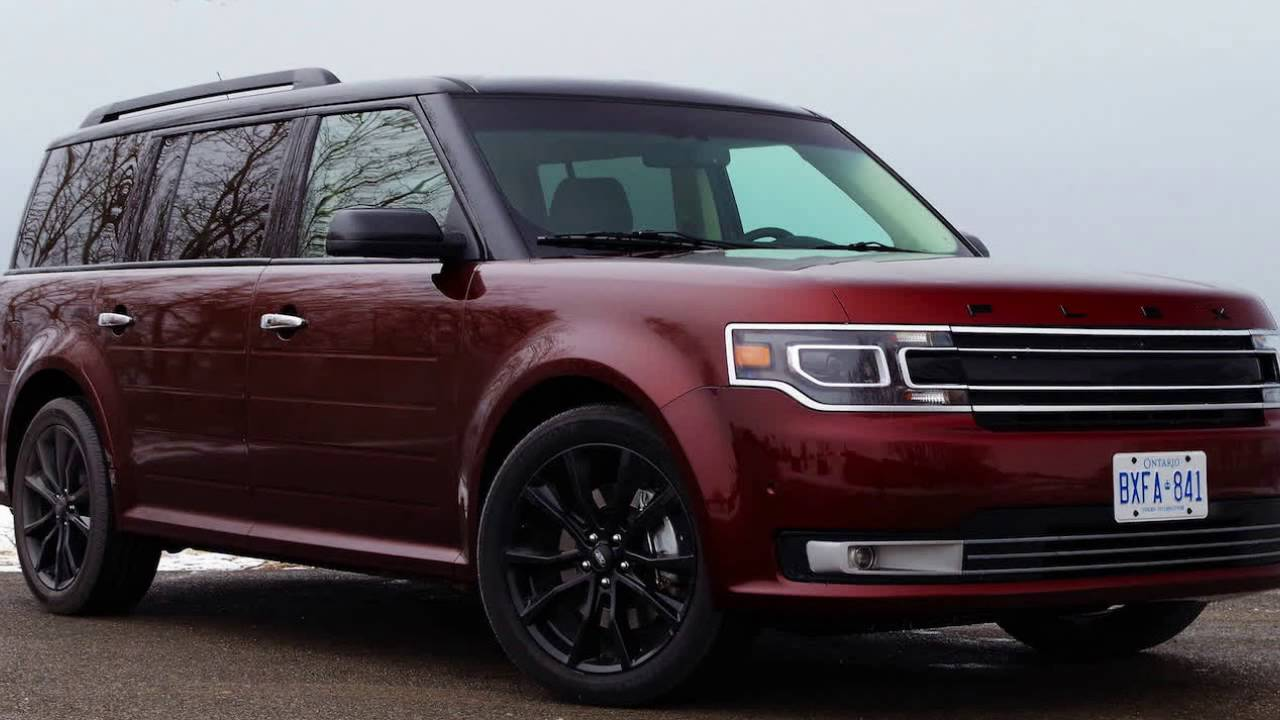 2016 ford flex interior and exterior design youtube. Black Bedroom Furniture Sets. Home Design Ideas