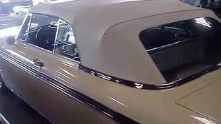 1962 FORD GALAXIE 500 SUNLINER - FIRST YEAR FOR THE 500 SEIRES