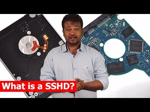 What is a SSHD ?? Explained in Hindi
