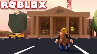 ROBBING EPIC MUSEUM FOR TONS OF CASH in ROBLOX JAILBREAK