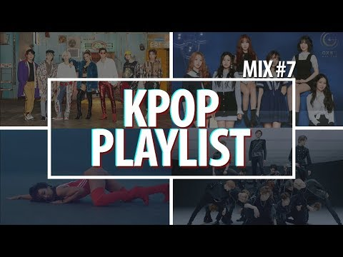 Kpop Playlist 2018 | Mix #7 [Party, Dance, Gym, Sport]