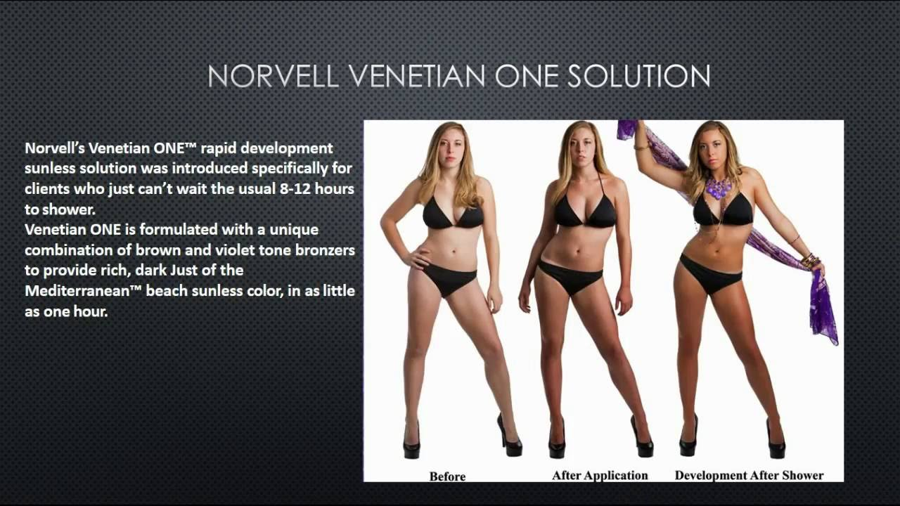 Face To Face Salon Norvell Spray Tan The Color Consult Youtube