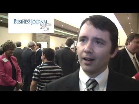 Birmingham Business Journal BBJ Pacesetters 2009 Awards Brum Advertising Alan Brumbeloe