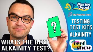 Putting Alkalinity to the Test!