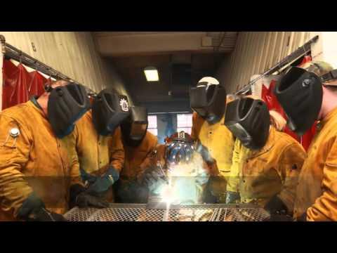 "Modern Welding School Virtual ""METAL TOUR"""