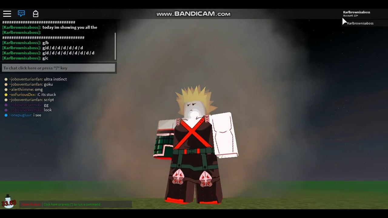 One For All Code Boku No Roblox | StrucidCodes.com