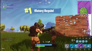 Fortnite Victory Royale! Duos Explosive mode