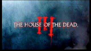 House Of The Dead III - Xbox Game Full Longplay - Sega 2002