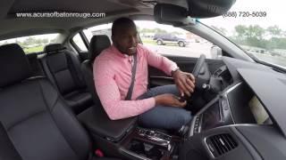 2016 Acura RLX Test Drive