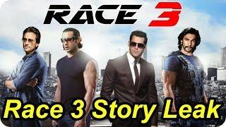 RACE 3  STORY REVEALED   YOUTUBE