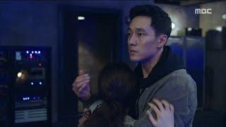 [My Secret Terrius] EP15 So Ji-sub embraces to hide Jung In-sun's eyes, 내 뒤에 테리우스20181018