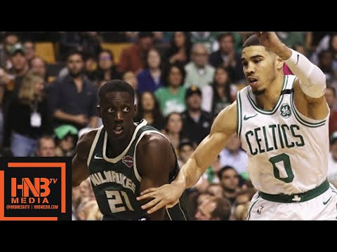 Milwaukee Bucks vs Boston Celtics Full Game Highlights / Game 7 / 2018 NBA Playoffs