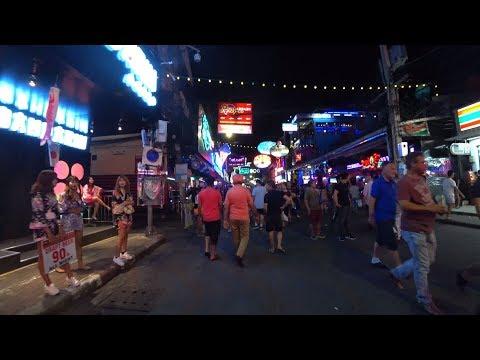 Memories of Pattaya-alone travel August 2017【4K】
