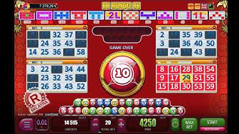 88 BINGO 88 - new casino game from BELATRA !!! 4 000 credits !!! WIN in online casino