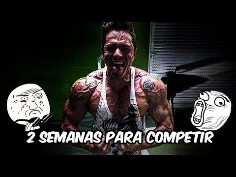 Episódio #28 - 2 Semanas para competir / Fitness Solidário Bio Health Academia
