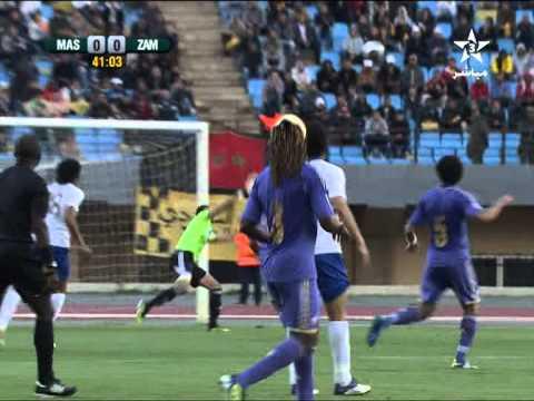 Maghreb de Fès vs Zamalek - 2012 CAF Champions League
