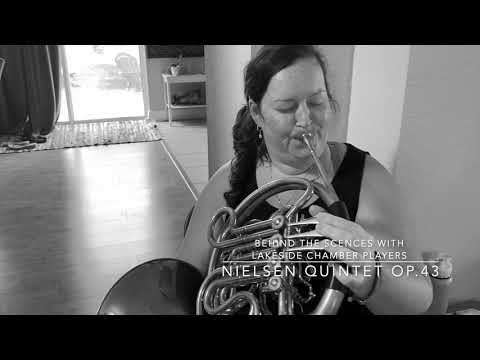 Behind the scenes with LCP : Nielsen Wind Quintet Op. 43