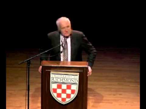The John Marshall Center presents former Czech President Václav Klaus