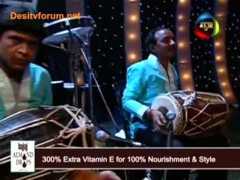 Zahid Anwar in Sur Sangram2   Lale rang senura ba