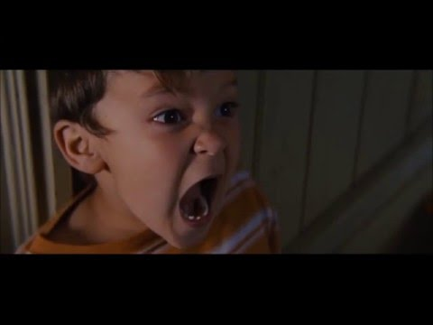 The Looper / bloody Telekinetic scene HD