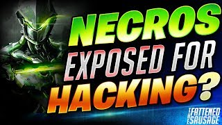 CHEATER EXPOSED?? NECROS Attempts To Prove HE ISNT HACKING!