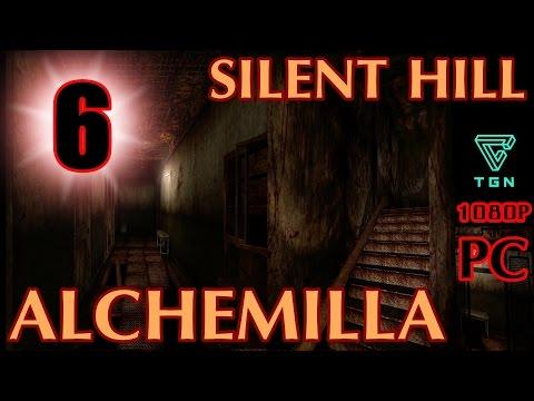 Let´s Play Gameplay Guia SILENT HILL ALCHEMILLA  PC en Español Capitulo 6 1080P Full HD.