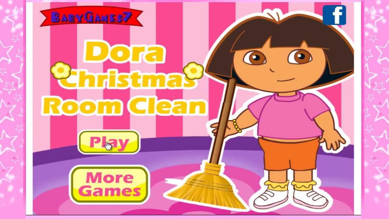 Dora Room Decor Game Dora Game Play Youtube