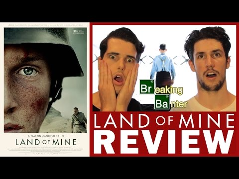 Land Of Mine (Under Sandet) Review