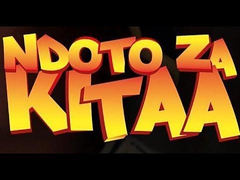 NdOto Za Kitaa FilM (HD) November 2018