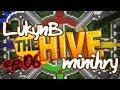LukynB, MájaV | Minecraft minihry | E06 - The Hive | PC CZ/SK | 720p | 60fps