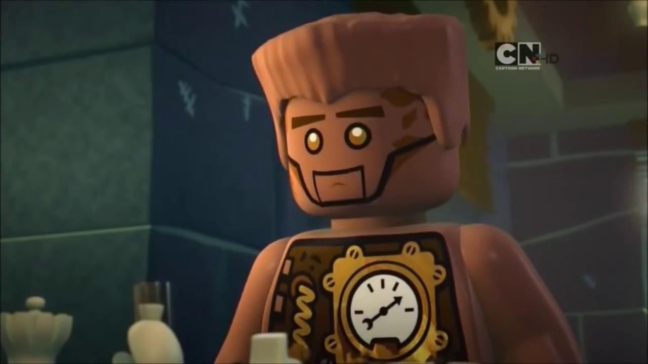 Lego Ninjago Echo Zane Youtube