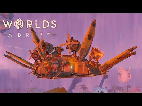 ATTEMPTING THE SAND WALL BY MYSELF! RIP THE BERRY ROLLER! | Worlds Adrift Closed Beta