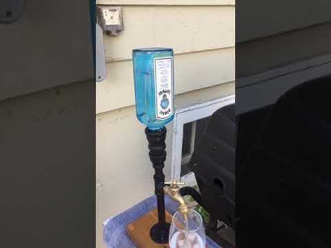 Custom liquor dispenser