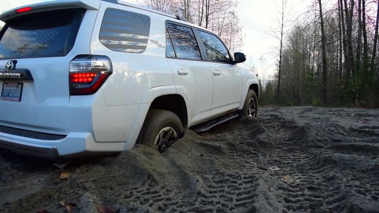 Toyota 4Runner Off Road Premium Crawl Control